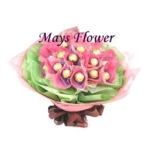 Birthday Flower bouq3350