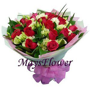Rose Bouquet rose7032