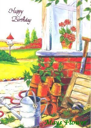 Birthday Cards / Greeting Card - card5107