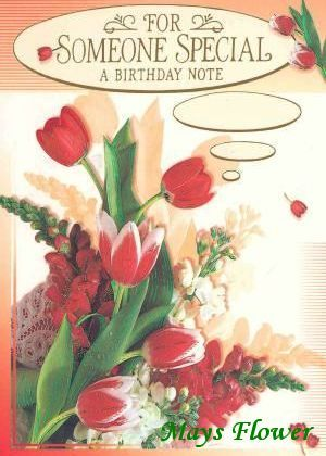 Birthday Cards / Greeting Card card5115