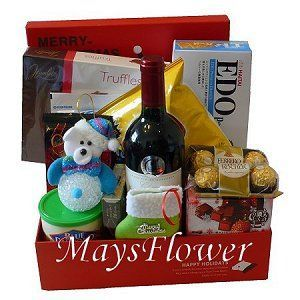 Christmas Hampers - christmas-hamper-2001