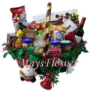 Christmas Hampers - christmas-hamper-2042