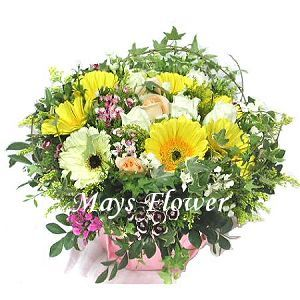 Comfort Flower Basket