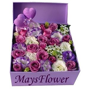 Flower Box  arrangement-1022