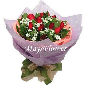 Rose Bouquet rose7025