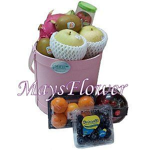 Mid-Autumn Fruit Basket moon207