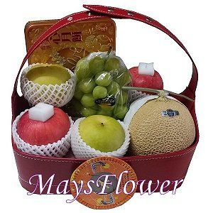Mid-Autumn Fruit Basket moon214