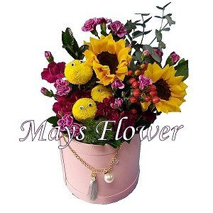 Mother's Day Flower and Gift | HK Delivery mothers-day-flower-2040