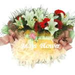 Birday Flower Bouquet  choc0301
