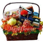 Chinese New Year Fruit Baskets Hampers cnyb0010