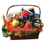 Chinese New Year Fruit Baskets Hampers cnyb0030