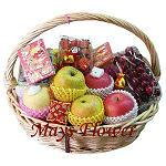 Chinese New Year Fruit Baskets Hampers cnyb0050