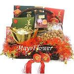 Chinese New Year Fruit Baskets Hampers cnya1001