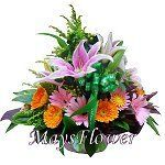 Get Well Flower Basket  getwell-basket-001