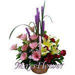 Get Well Flower Basket  getwell-basket-008