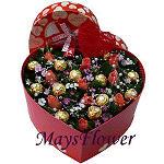 Flower Arrangement Gift arrangement-1012