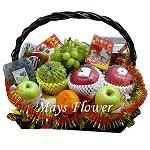 Chinese New Year Fruit Baskets Hampers cnyb0090