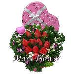 Flower Arrangement Gift arrangement-1011