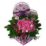 Flower Arrangement Gift arrangement-1010