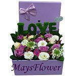 Flower Arrangement Gift arrangement-1023