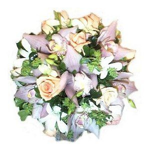 Wedding Bouquet - wedd0305