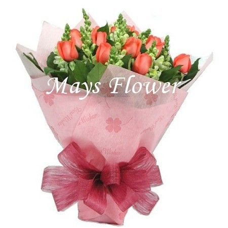 Rose Bouquet - rose3322