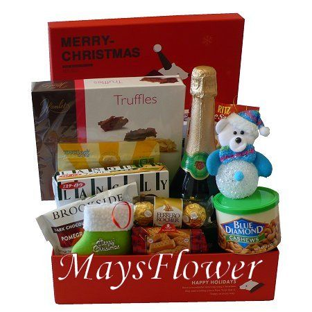 Christmas Hampers - christmas-hamper-2000