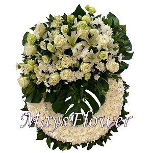 Funeral Flower - funeral-wreaths-321